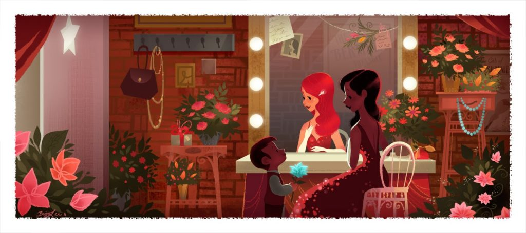 Ilustrações de Brittney Lee