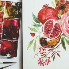 As Ilustrações de Oana Befort