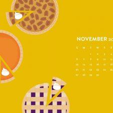 Wallpaper Novembro