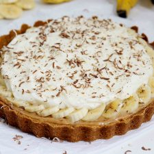 Banoffee Pie | Torta de Banana
