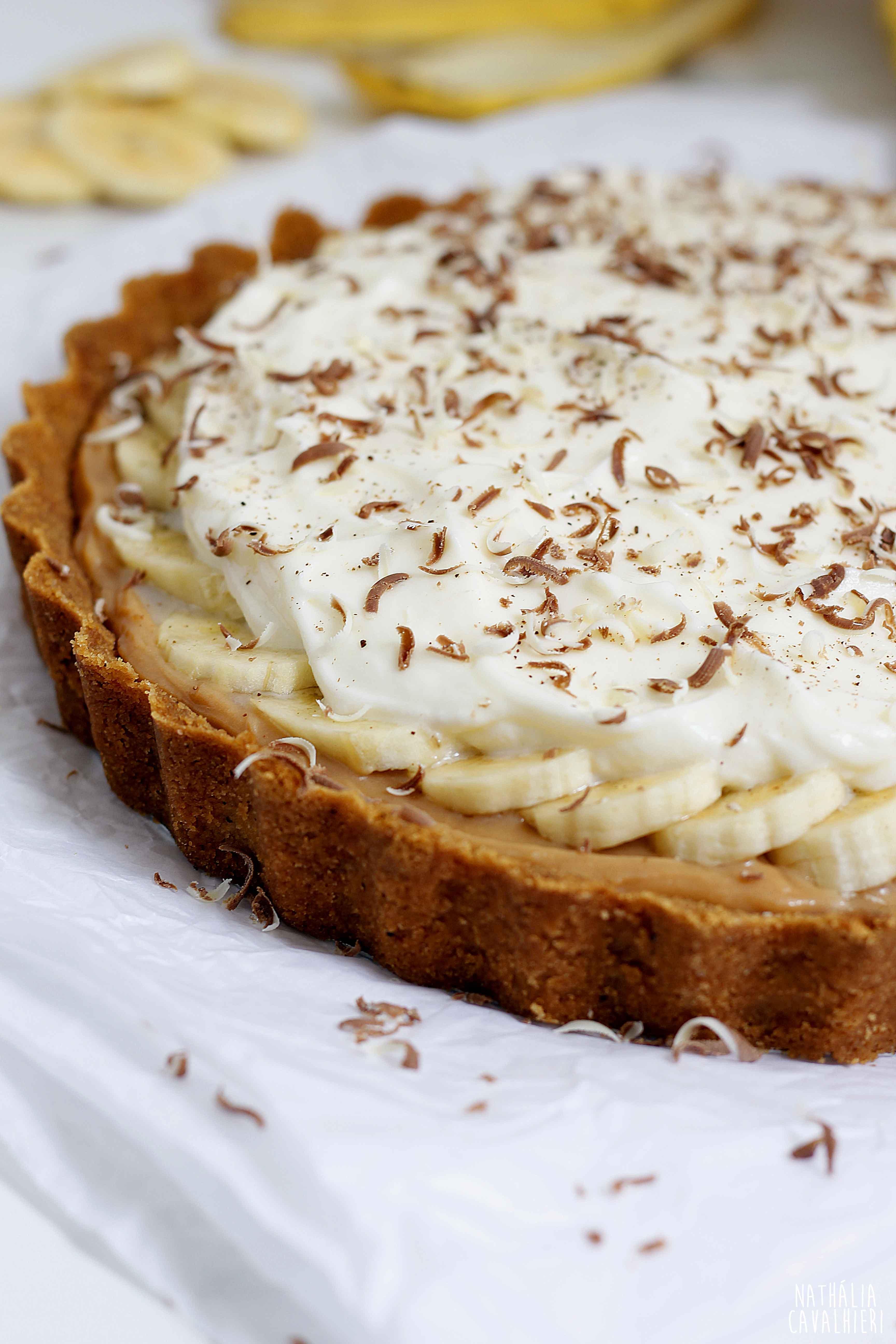 Banoffee Pie | Torta de Banana